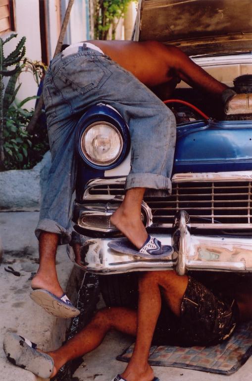 Cuba mecanique sexuelle