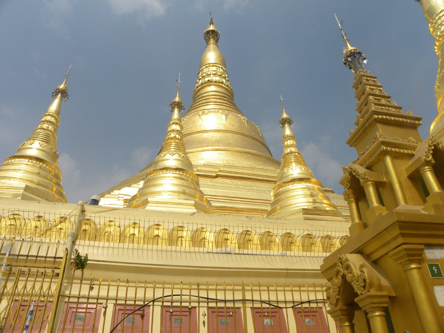Pagode Shwedagon Yangoon