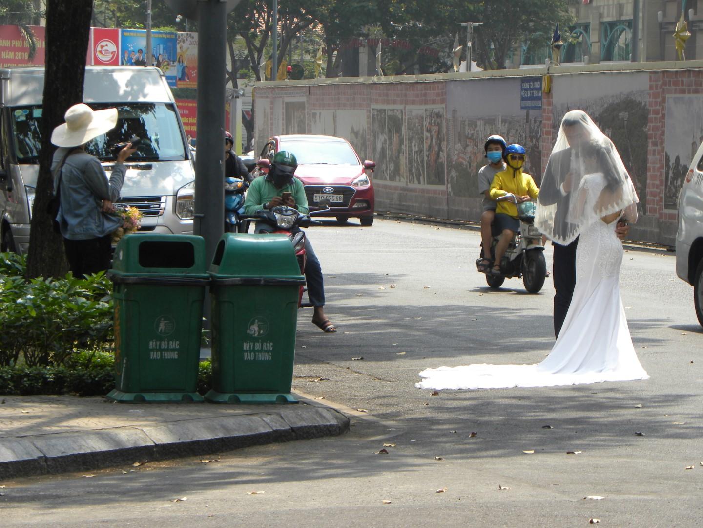 mariage bitumé