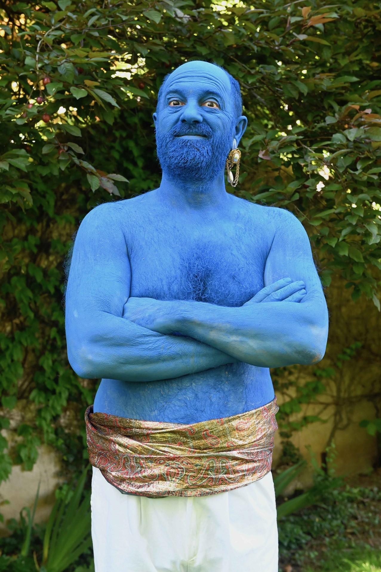 Mutant bleu