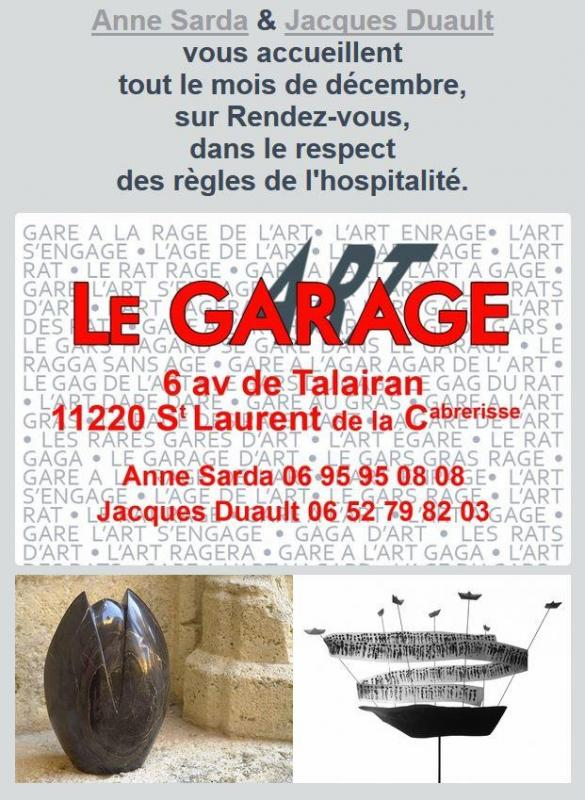Capture garage sarda