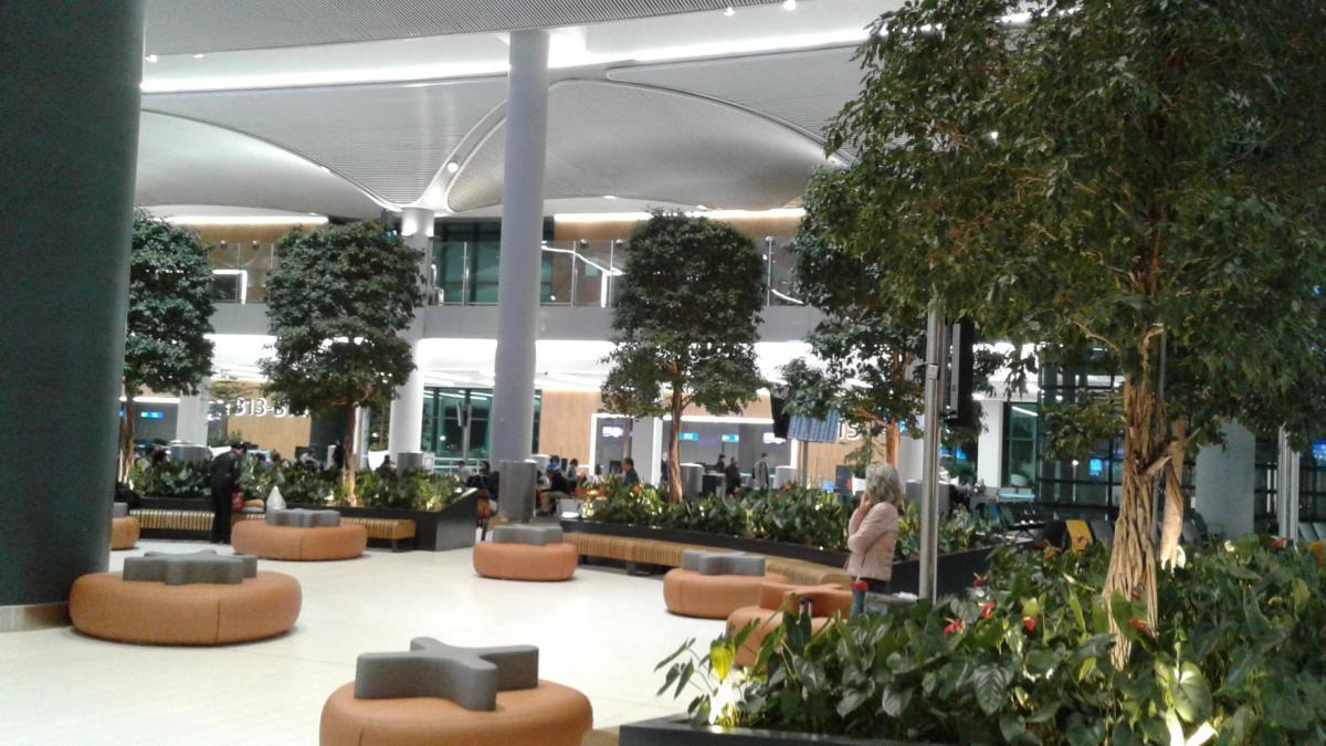 Istanbul un aeroport tout neuf