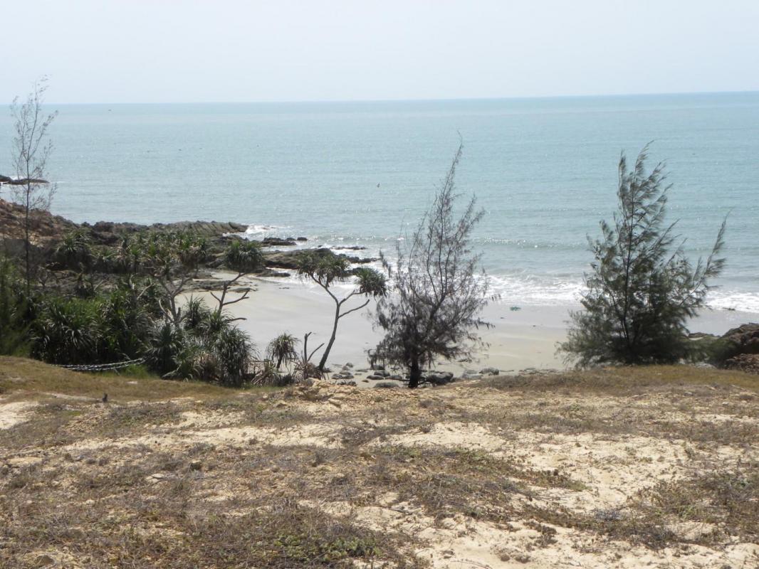 Paysage dunes grand